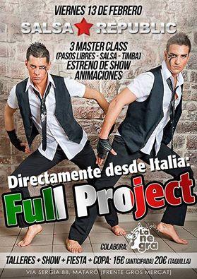 Full project Mataró