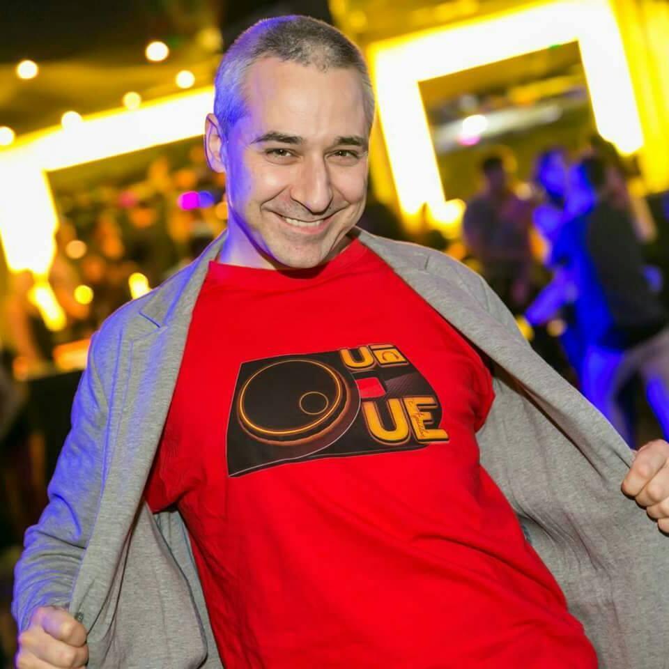 DJ Quique Aguilar