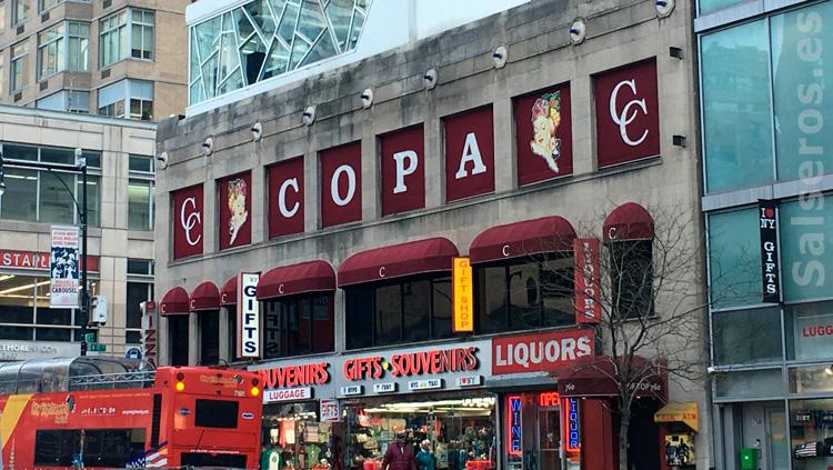 Copacabanna Nueva York